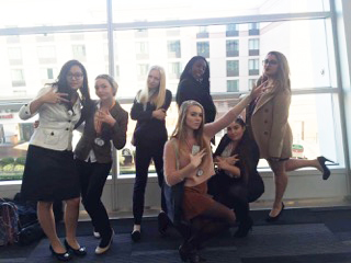 Annie Wright Students Qualify For State in DECA