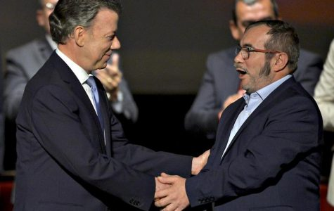 Achieving peace: Colombian government signs deal with FARC