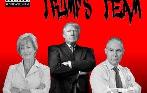 Trump's Cabinet So Far