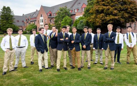 Introducing seven new Upper School boys