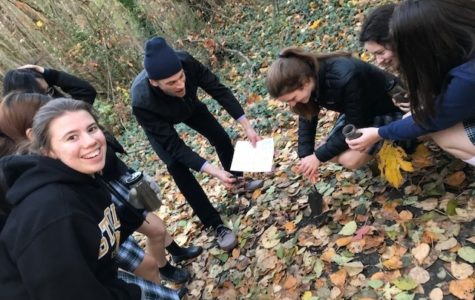 New at Annie Wright: Envirothon
