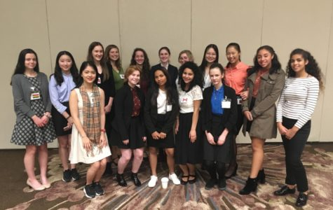 Model UN student wins award at Seattle Conference