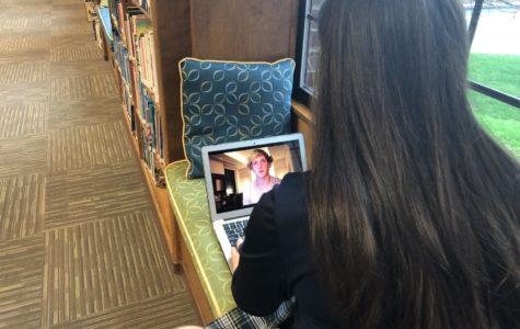 Upper Schoolers respond to social media star's video