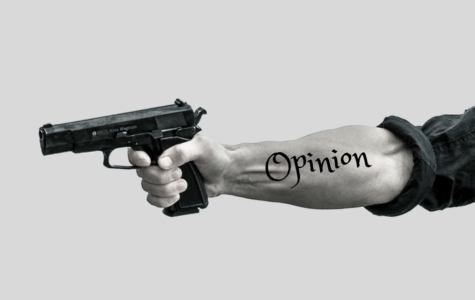 Opinion: Proud and ashamed of our country's divide over gun laws