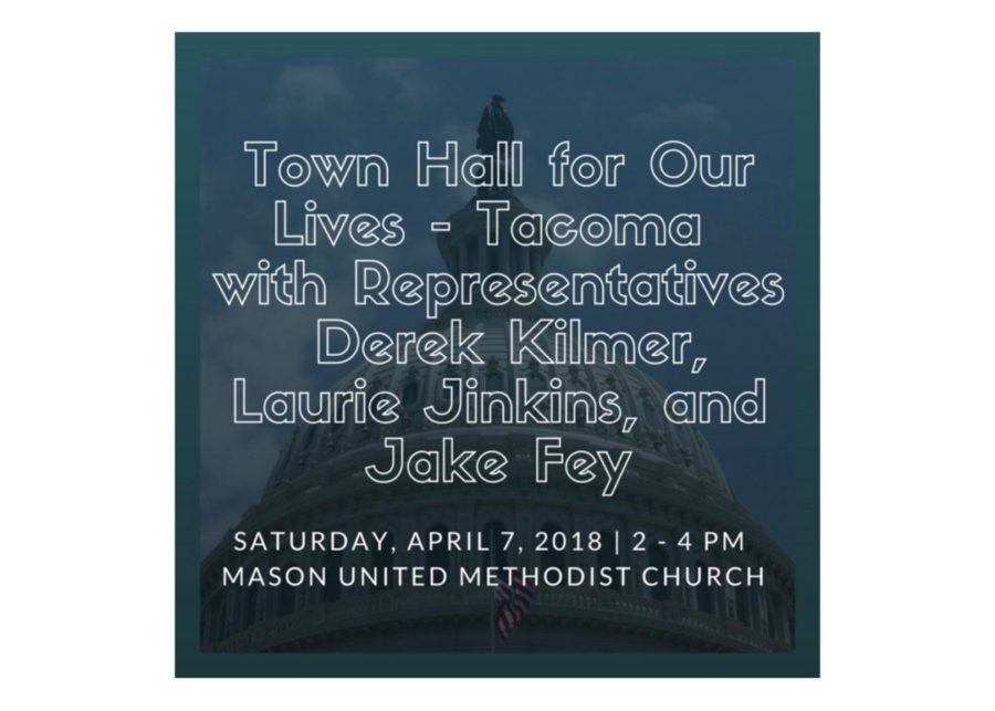 Freshman+organizes+a+town+hall+meeting+on+gun+control