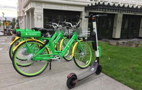Lime bikes & scooters roll into Tacoma