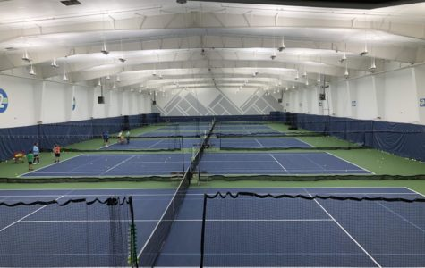 New tennis center serves Annie Wright students