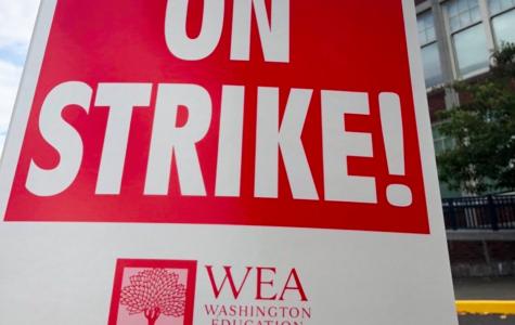 Tacoma teachers strike