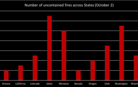 Impact of wildfires escalates in WA