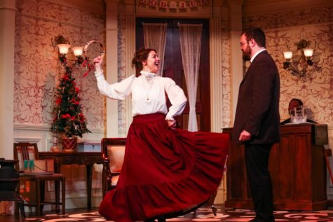 Annie Green stars in A Doll's House