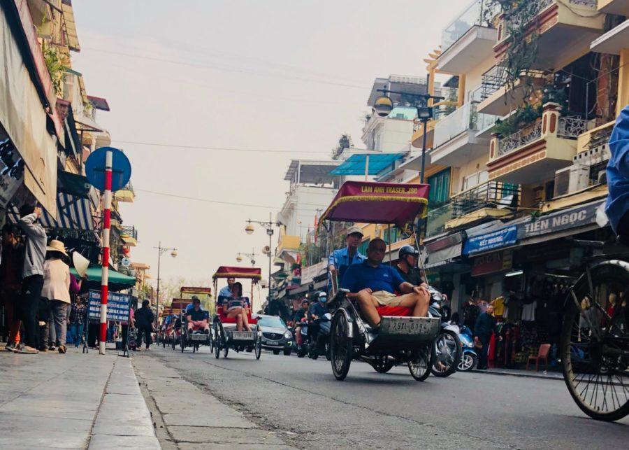 Day 1: Hanoi