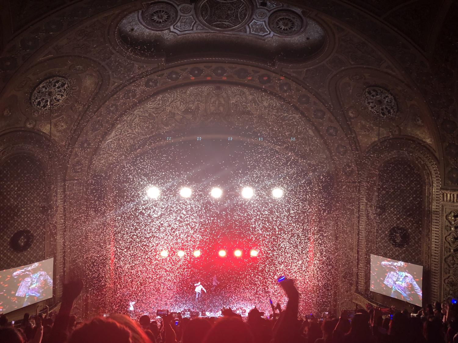 K-pop winners performance at Seattle Paramount in January, 2019. Photo courtesy of Bryan Shon.