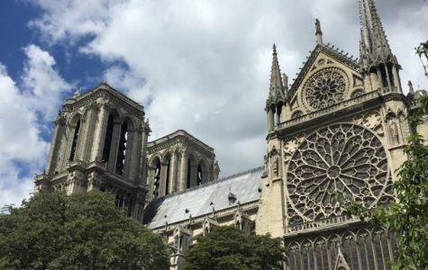 French teacher and exchange students reflect on Notre Dame