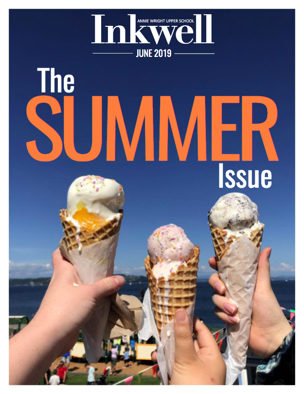 The Summer Issue
