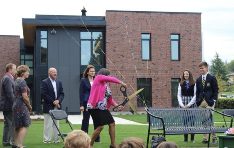 New building opens for Upper School boys