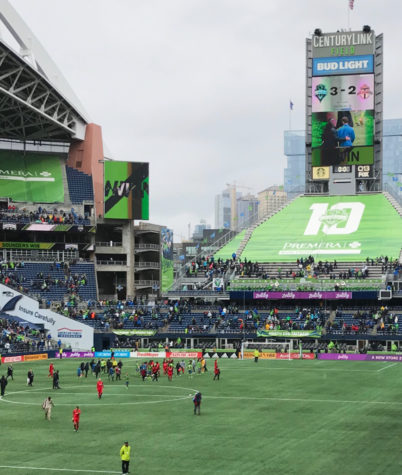 Seattle Sounders head to the MLS cup final