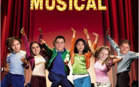 Annie Wright's Production of High School Musical