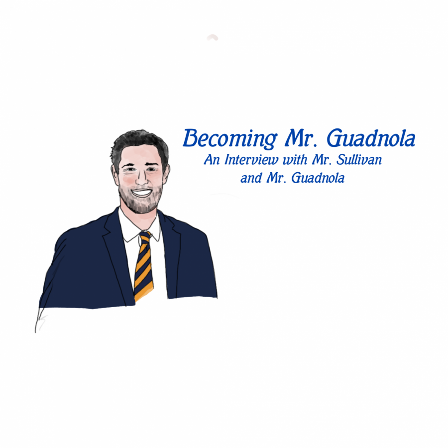 Becoming Mr. Guadnola