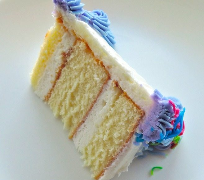 Recipe: Sofia's Lemon Blackberry Cake