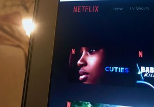 Netflix promoted its new movie Cuties with a different cover to the original French version that sparked controversy for the misleading image looking more kid friendly than the actual content of the film.